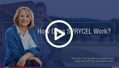 Thumbnail for How Does SPRYCEL Work?
